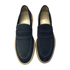 Loafers FAÇONNABLE Blue, navy, turquoise