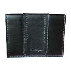 Card Case SALVATORE FERRAGAMO Black