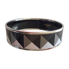 Armband HERMÈS Grau, anthrazit