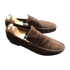 Loafers FAÇONNABLE Brown
