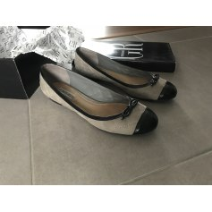 Ballet Flats GEORGES RECH Gray, charcoal