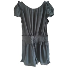 Playsuit SANDRO Black