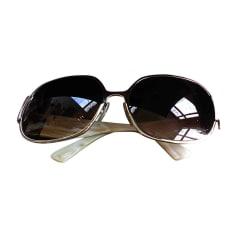 Sunglasses FENDI Golden, bronze, copper