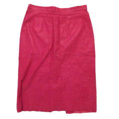 Midi Skirt MANOUSH Pink, fuchsia, light pink