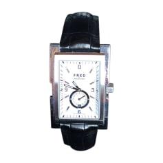 Wrist Watch FRED Silver