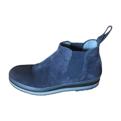 Ankle Boots CESARE PACIOTTI Blue, navy, turquoise