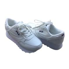Sneakers FILA White, off-white, ecru