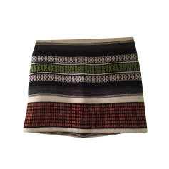 Mini Skirt MAJE Multicolor