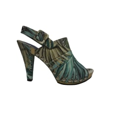 Heeled Sandals FREE LANCE Multicolor