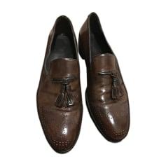 Loafers ALEXANDER MCQUEEN Brown