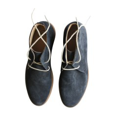 Ankle Boots EMLING Blue, navy, turquoise
