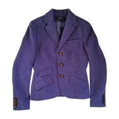 Blazer, Kostümjacken RALPH LAUREN Violett, malvenfarben, lavendelfarben