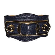 Armband BALENCIAGA Blau, marineblau, türkisblau