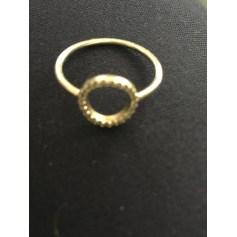Ring CLEOR Silberfarben, stahlfarben