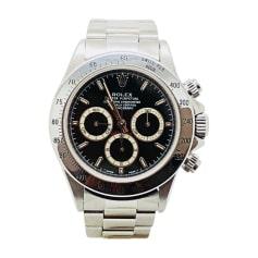 Armbanduhr ROLEX Daytona Schwarz