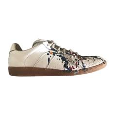 Sneakers MAISON MARTIN MARGIELA Weiß, elfenbeinfarben