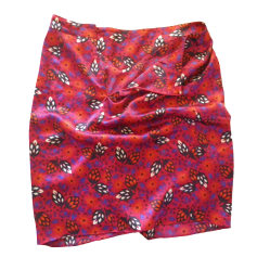 Mini Skirt ARMAND VENTILO Multicolor