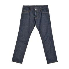 Straight-Cut Jeans  DSQUARED2 Blau, marineblau, türkisblau