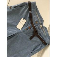 Jeans large, boyfriend MAISON SCOTCH Bleu, bleu marine, bleu turquoise
