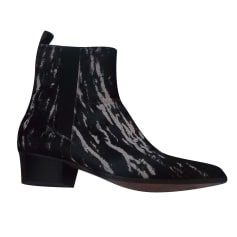 Bottines & low boots à talons AUDREYLBD Noir