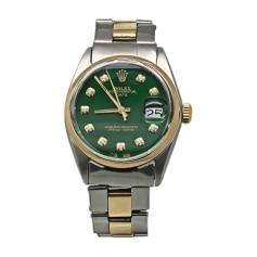 Armbanduhr ROLEX Grün
