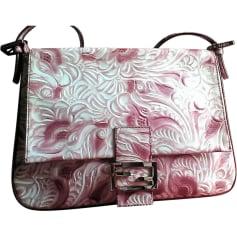 Leather Handbag FENDI Multicolor