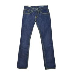 Jeans dritto DONDUP Blu, blu navy, turchese