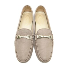 Loafers TOD'S Brown