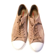 Sneakers PRADA Beige