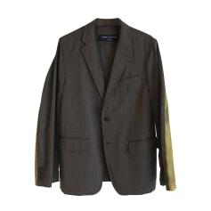 Veste de costume COMME DES GARCONS Multicouleur