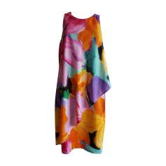 Midi-Kleid RALPH LAUREN Mehrfarbig