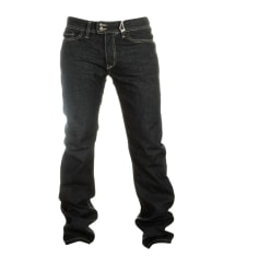 Straight Leg Jeans DIESEL Blue, navy, turquoise