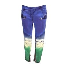 Straight-Cut Jeans  BALMAIN Blau, marineblau, türkisblau