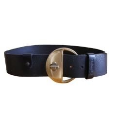Wide Belt DIESEL Black