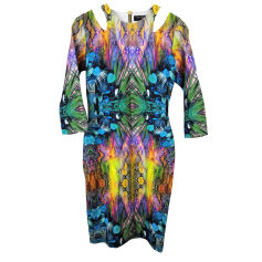 Midi Dress FOREVER UNIQUE Multicolor