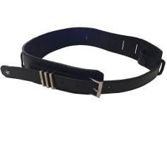 Wide Belt ZADIG & VOLTAIRE Black