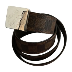Belt LOUIS VUITTON Brown