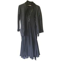 Tailleur robe MARITHÉ ET FRANÇOIS GIRBAUD Gris, anthracite