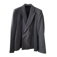 Jacket AGNÈS B Gray, charcoal