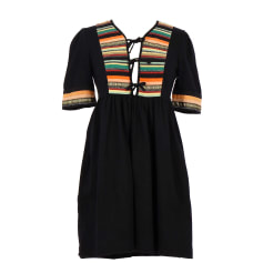 Midi Dress MAJE Black