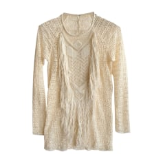 Top, T-shirt ISABEL MARANT White, off-white, ecru