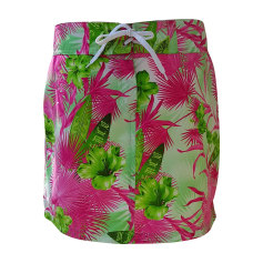 Mini Skirt VERSACE Multicolor