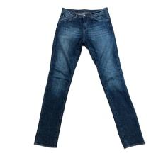 Straight Leg Jeans IRO Blue, navy, turquoise