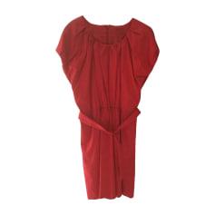 Robe courte HUGO BOSS Rouge vif