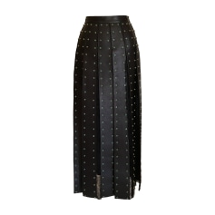 Maxi Skirt VALENTINO Black