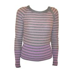 Top, tee-shirt SONIA RYKIEL Violet, mauve, lavande