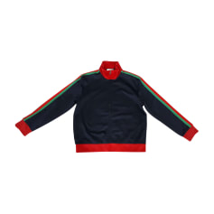 Jacket GUCCI Blue, navy, turquoise