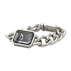 Wrist Watch CHANEL Première Silver