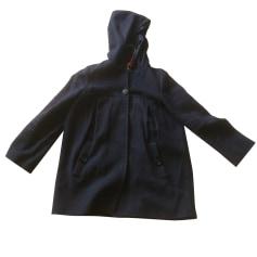 Coat IRO Blue, navy, turquoise