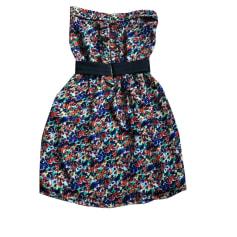 Corset Dress SANDRO Multicolor